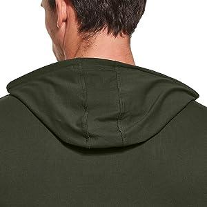 Lightweight Hooded T-Shirt.