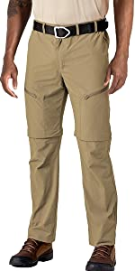 CONVERTABLE HIKING PANTS FOR MEN