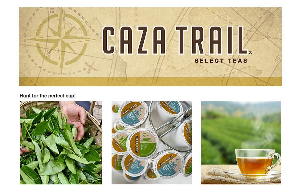 Caza Trail Tea Singles