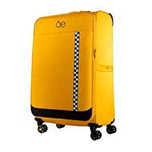 CLOE, Vertical, carry one luggage for women, designer luggage for women, , travel pro luggage,