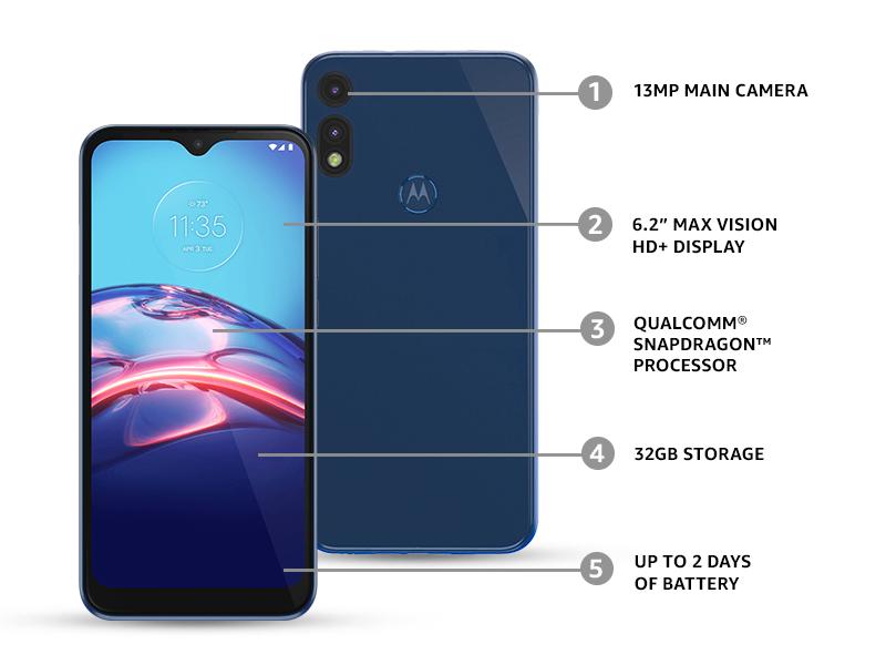 Motorola Moto e 32gb