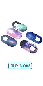 Webcam Cover Slide[5 Pack]