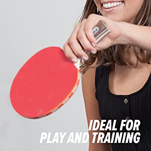 Ideal for play and training