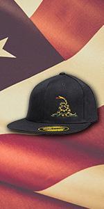 eagle six gear flat bill hat