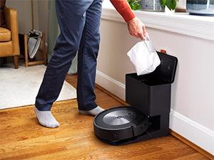 iRobot Roomba j7+ (7550) Wi-Fi Connected Robot Vacuum