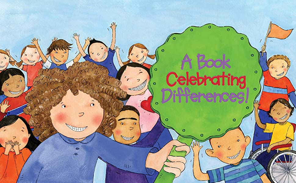 What I Like About Me: A Book Celebrating Differences!