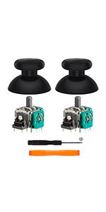 analog joysticks for switch pro controller