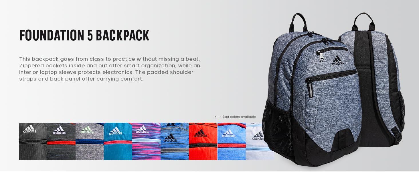 02 Foundation 5 Backpack