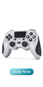 ps4 controller wireless gray