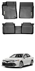 2015-2017 Toyota Camry Floor mats Standard Models