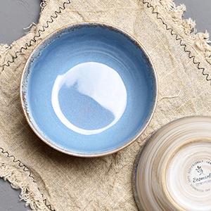 ceramic soup cereal bowls set of 4
