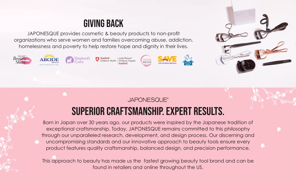 skin tools japonesque giving back good results