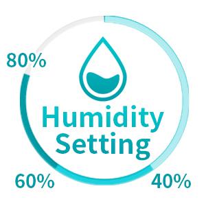 humidity settings