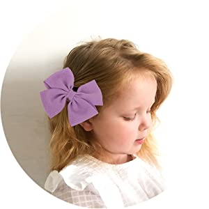 Baby Girls Hair Bows Clips