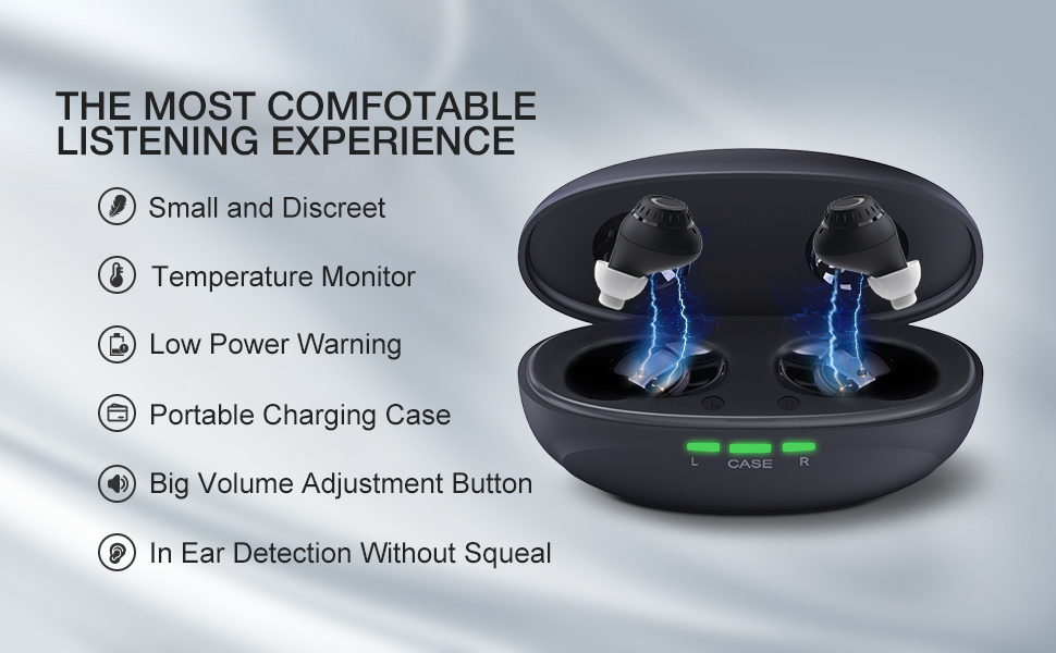 hearing amplifiers aids
