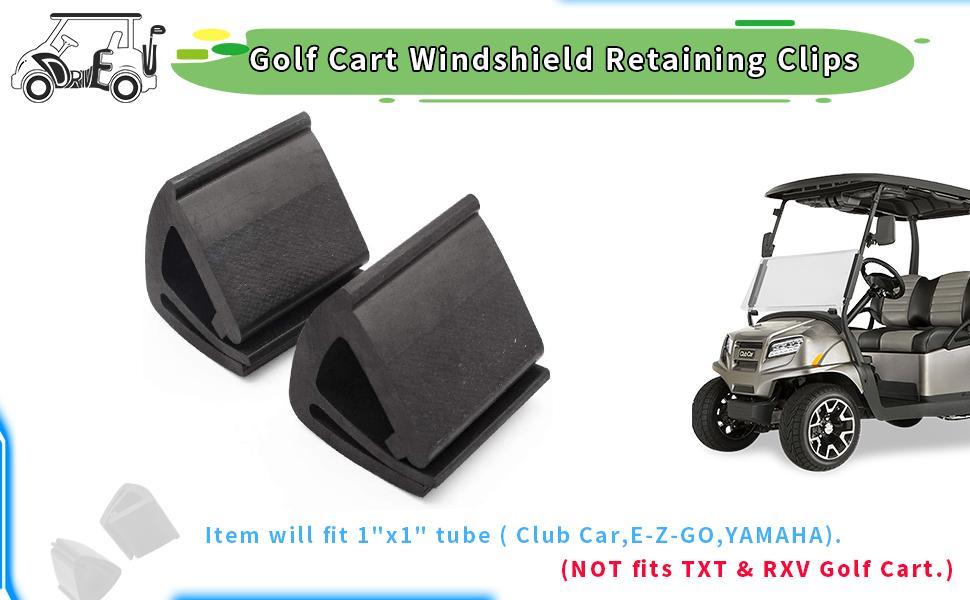 Universal Golf Cart Windshield Retaining Clips