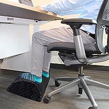 footrest under desk foot rest stool ottoman footstool