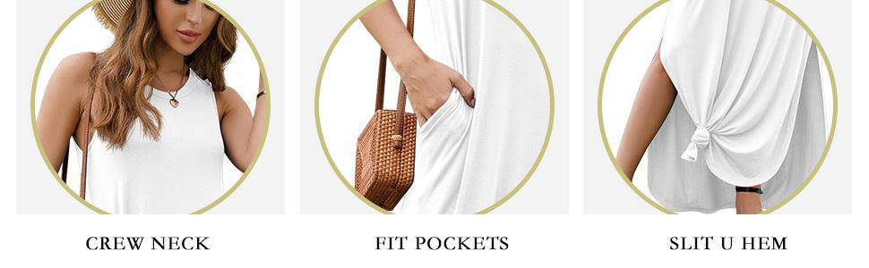 womens summer long dress with slit for women slit maxi dress for ladies double split maxi dress