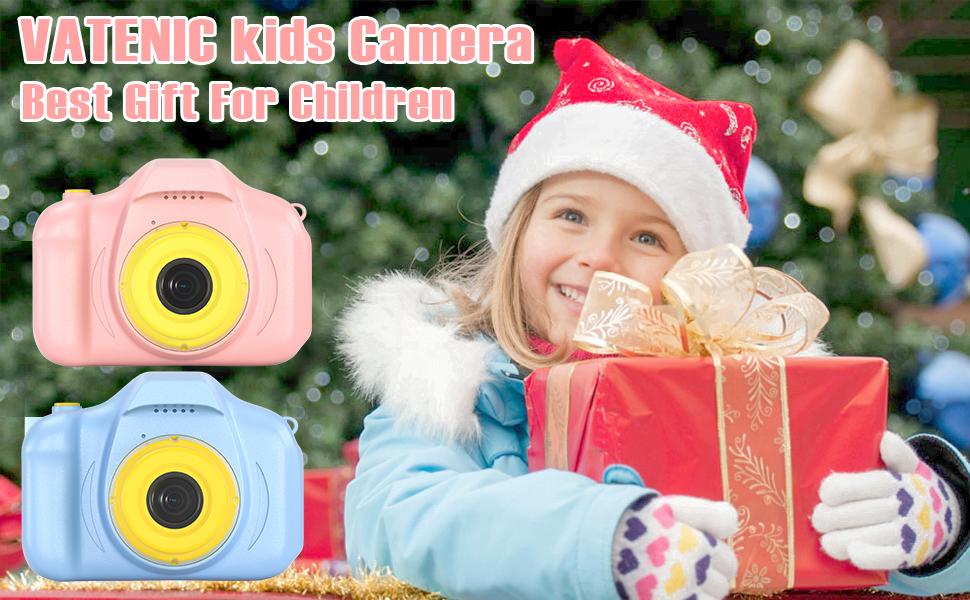 VATENIC kids camera girls toys children toddlers gift