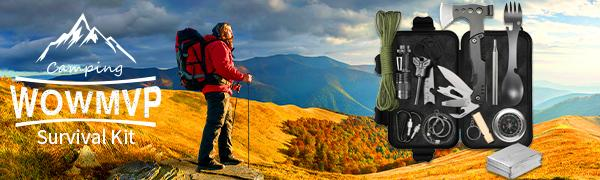 survival kit for hiking