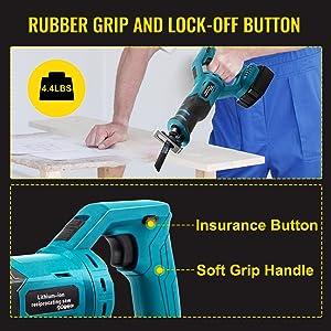 reciprocating saw kit