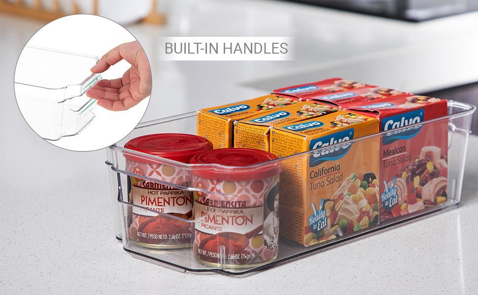 Built-in handles