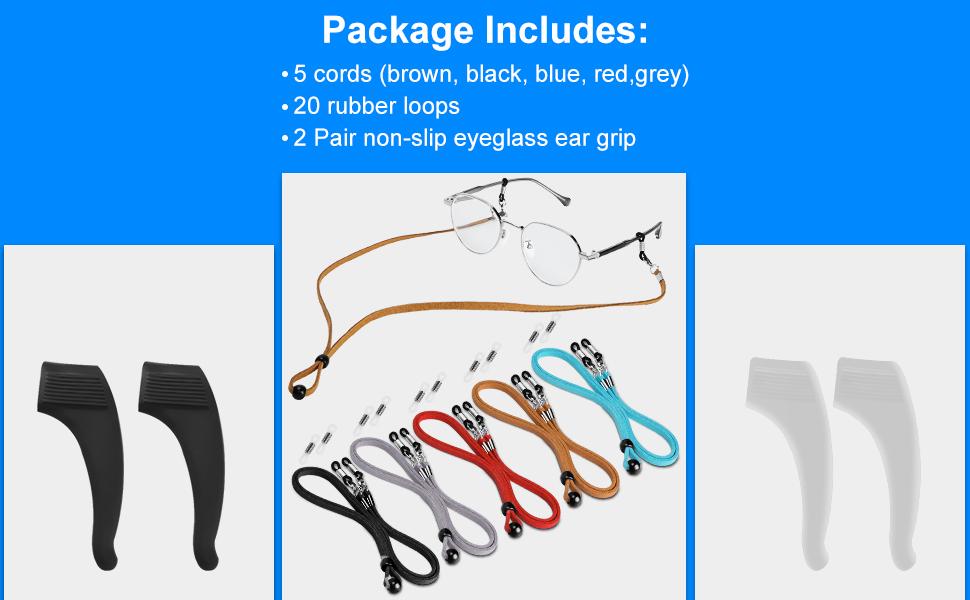 eyeglass straps