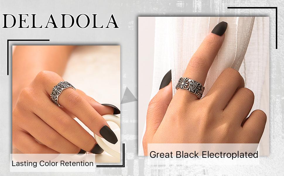 Gothic Statement Ring