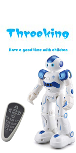 Rc Smart Robot Toys