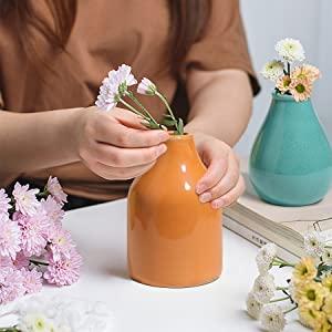 Vase decor