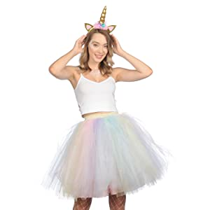 tulle horm had univorn floral childrens assessories wacky style rhinestone doll crowns toddler