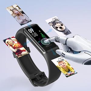 customizable watch dial