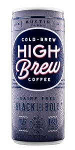 High Brew Black and Bold