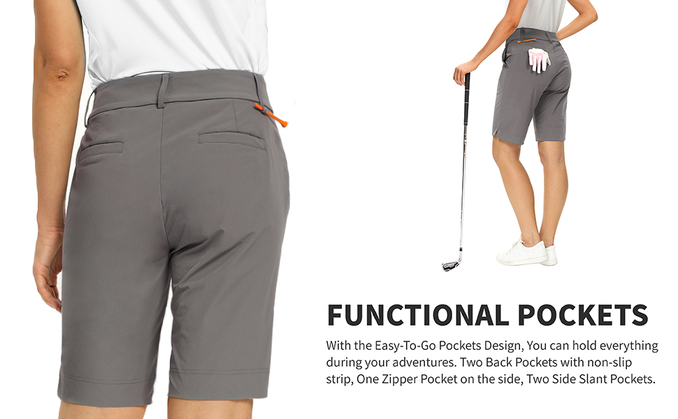 women golf short