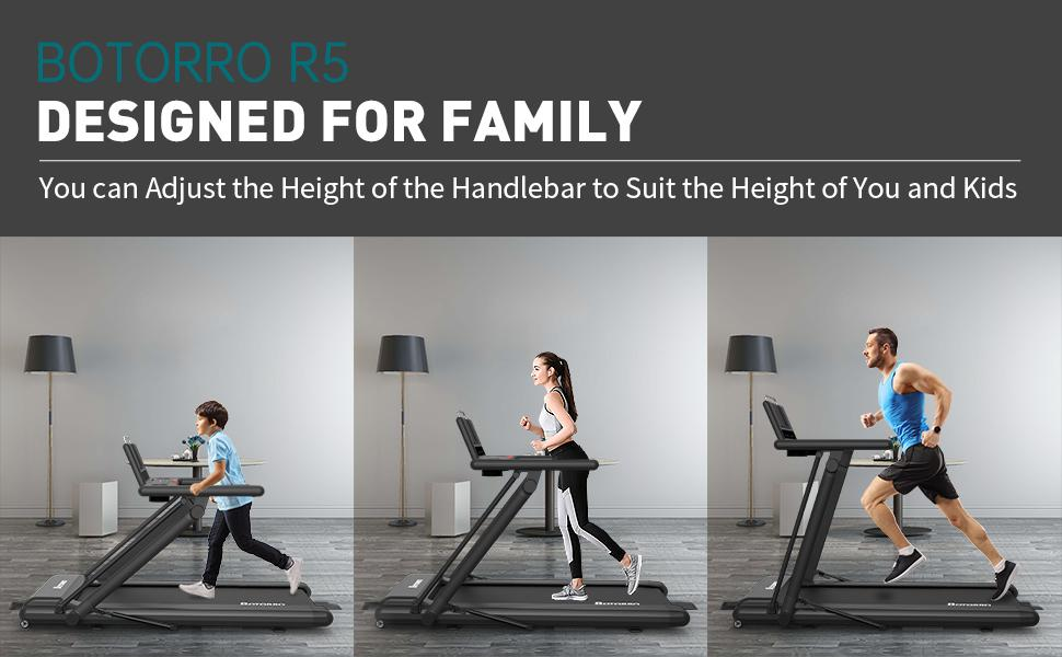 Treadmill Exerciser