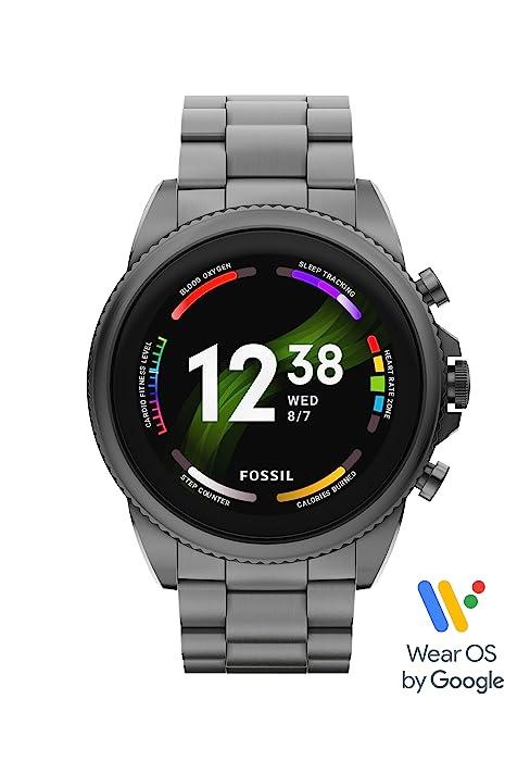 Fossil 44mm Gen 6 Smartwatch - Smoke