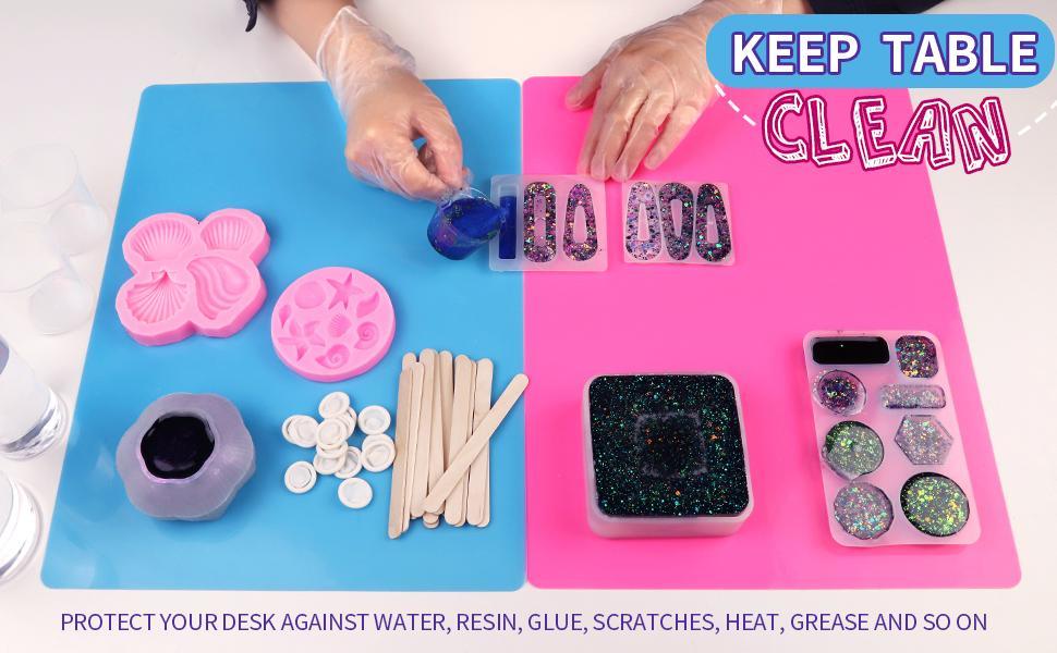 keep table clean