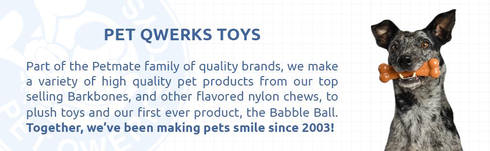 Pet Qwerks Petmate