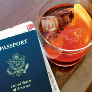 Negroni on the move