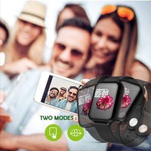 B57 smart bracelet watch for youth