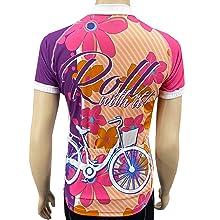 Short Sleeve Sport Cut Bike Jersey