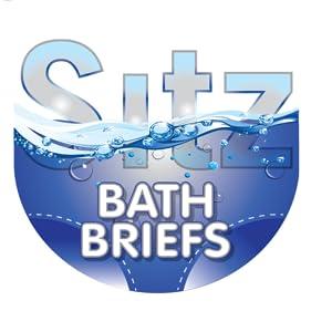 Sitz Bath Briefs