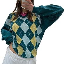 Womens Fall Winter Sweater