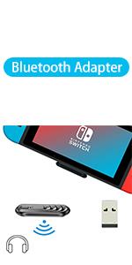 switch bluetooth adapter