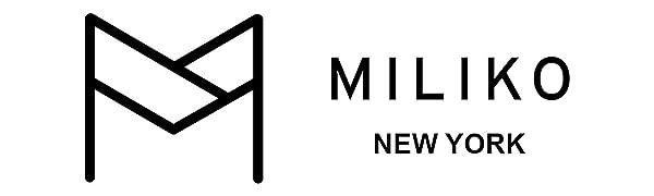 Miliko Notebooks Journal Logo