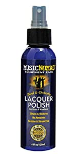Lacquer Polish for Brass and Woodwind