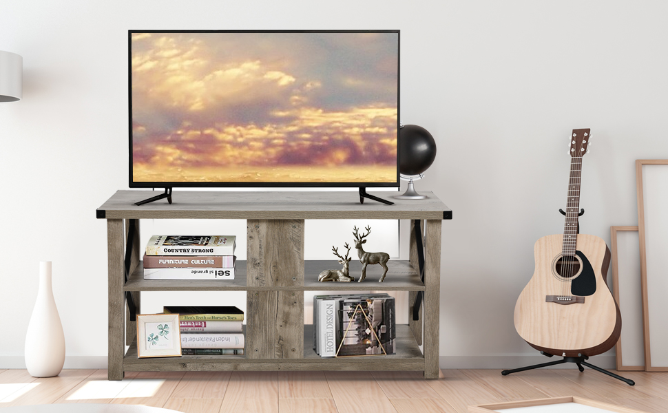 TV console table 01