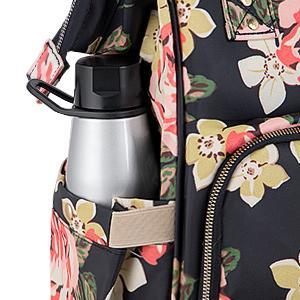 laptop backpack with Side Pocket