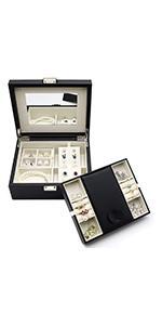 Jewelry Box for Women Girls Ladies