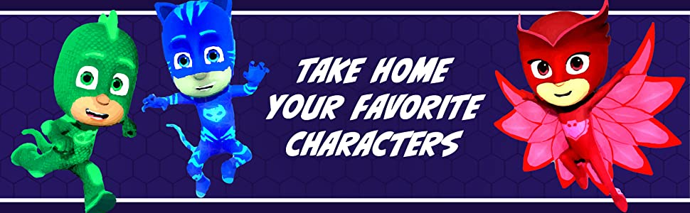 Your Favorite Characters